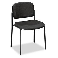 BSXVL606VA10 - basyx™ VL606 Series Stacking Guest Chair