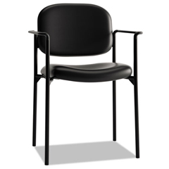 BSXVL616SB11 - basyx® VL616 Stacking Guest Chair with Arms