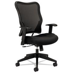 BSXVL702MM10 - basyx® VL702 Mesh High-Back Task Chair