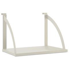 BSXVSH24GYGY - basyx® Verse® Steel Hanging Shelf