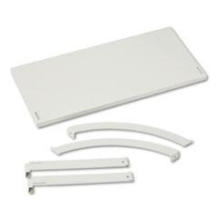 BSXVSH30GYGY - Basyx® Versé™ Panel System Hanging Shelf