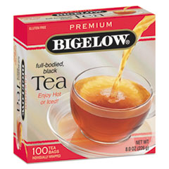 BTC00351 - Bigelow® Single Flavor Tea