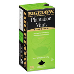 BTC10344 - Bigelow Plantation Mint Black Tea