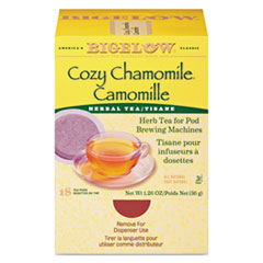 BTC10906 - Bigelow Cozy Chamomile Tea Pods