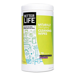 BTR895454002553 - Better Life® All Purpose Wipes