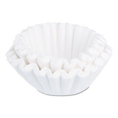 BUNSYS3504 - Flat Bottom Funnel Shaped Filters, for BUNN Sys III Brewer, 252/PK, 2 Packs/CT