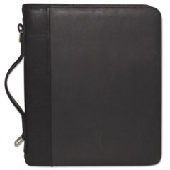 BUXOC33785BK - Buxton® Zip-Around Cal-Q® Folio