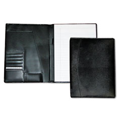 BUXOC87795BK - Buxton® Classic Pad Folio & Writing Pad