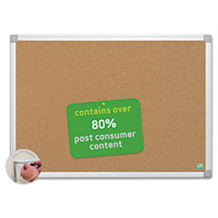 BVCCA271790 - MasterVision® Earth-it® Cork Board