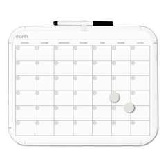 BVCCLK022501 - MasterVision® Magnetic Dry Erase Calendar