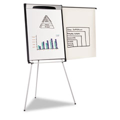 BVCEA23066720 - MasterVision® Tripod Extension Bar Magnetic Gold Ultra Dry Erase Easel