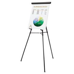 BVCFLX05101MV - MasterVision® Telescoping Tripod Display Easel