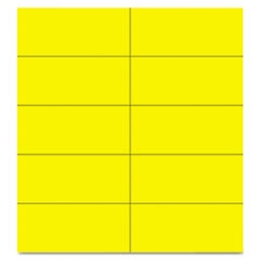 BVCFM2403 - MasterVision® Dry Erase Magnetic Tape