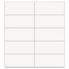 BVCFM2418 - MasterVision® Dry Erase Magnetic Tape