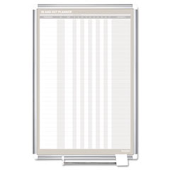 BVCGA02109830 - MasterVision® MasterVison® In-Out Magnetic Dry Erase Board