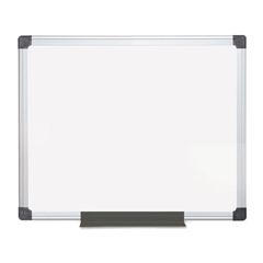 BVCMA0307170 - MasterVision® Value Lacquered Steel Magnetic Dry Erase Board