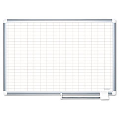 BVCMA0592830 - MasterVision® Grid Planning Board