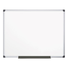 BVCMA2707170 - MasterVision® Value Lacquered Steel Magnetic Dry Erase Board
