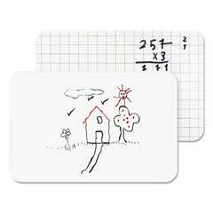 BVCMB8034397R - MasterVision® Dry Erase Lap Board