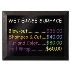 BVCMM07151620 - MasterVision® Kamashi Wet-Erase Board