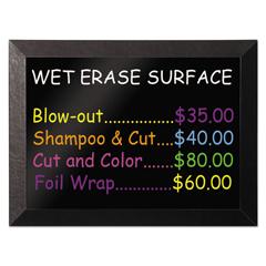 BVCMM14151620 - MasterVision® Kamashi Wet-Erase Board
