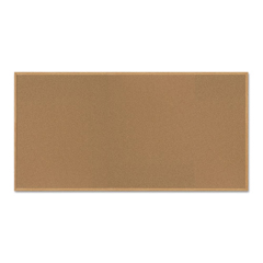 BVCSF362001233 - MasterVision® Value Cork Board with Oak Frame