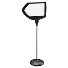 BVCSIG01010101 - MasterVision® Floor Stand Sign Holder