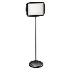 BVCSIG07060101 - MasterVision® Floor Stand Sign Holder