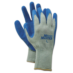 BWK00027L - Boardwalk® Rubber Palm Gloves