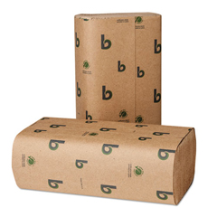 BWK10GREEN - Green Folded Towels