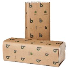 BWK11GREEN - Green Folded Towels