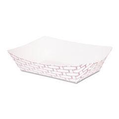 BWK30LAG100 - Paper Food Baskets