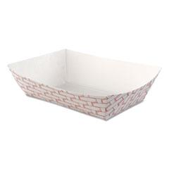 BWK30LAG250 - Paper Food Baskets