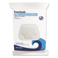 BWK359WPK - Boardwalk® Premoistened Personal Washcloths