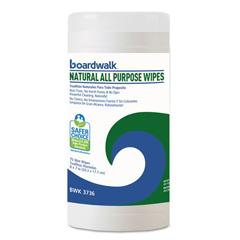 BWK3736 - Boardwalk® Natural All Purpose Wipes