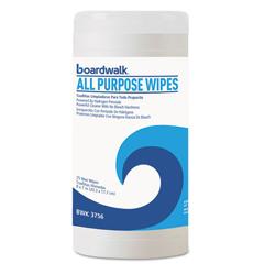 BWK3756EA - Boardwalk® Natural Multi-Purpose Hydrogen Peroxide Wipes