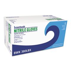 BWK380LCT - Boardwalk® Disposable General-Purpose Nitrile Gloves