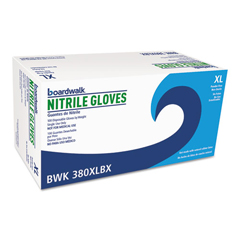 BWK380XLBX - Boardwalk® Disposable General-Purpose Nitrile Gloves