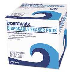 BWK400CT - Boardwalk® Disposable Eraser Pads