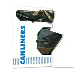 BWK4046H - Linear Low-Density Can Liners