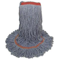 BWK503BLNB - Boardwalk® Blue Dust Mop Head