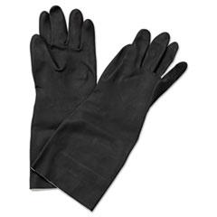 BWK543M - Neoprene Flock-Lined Gloves - Medium