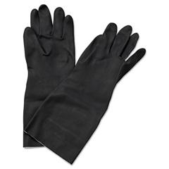 BWK543XL - Boardwalk® Neoprene Flock-Lined Gloves