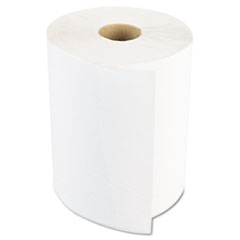BWK6254 - White Paper Towels Rolls