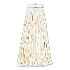 BWK716CCT - Boardwalk® Cut-End Lie-Flat Economical Mop Head