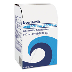 BWK8200EA - Antibacterial Lotion Soap