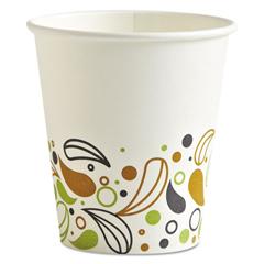 BWKDEER10HCUP - Boardwalk® Deerfield Printed Paper Hot Cups