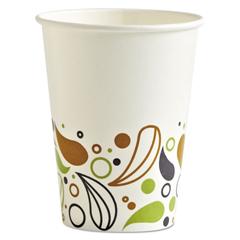BWKDEER12CCUP - Boardwalk® Deerfield Printed Paper Cold Cups