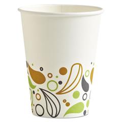 BWKDEER12HCUP - Boardwalk® Deerfield Printed Paper Hot Cups