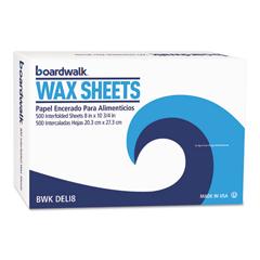 BWKDELI8 - Boardwalk® Interfold-Sheet Deli Paper
